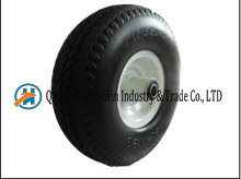 Solid PU Tire for Hand Truck From China Supplier Wheel (10*3.50-4) pictures & photos