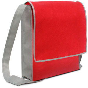 Non-Woven Messenger Bag for Carrier pictures & photos