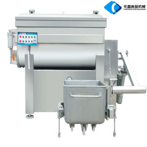 Stainless Steel Vacuum Mixer for Meat Processing 150L-1200L pictures & photos