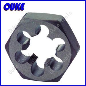 DIN382 Metric HSS Hexagon Die Nut pictures & photos