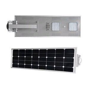 50W Integral Solar Street Lamp