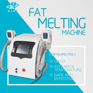 Ce Qualified Cryollipolysis Cavitation RF Salon Equipment for Body Slimming and Face Lift pictures & photos