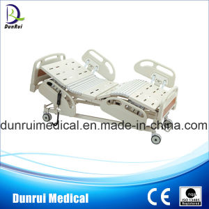 CE Approved Electric Five Function Hospital Bed (DR-858)