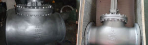 Cast Steel Globe Valve pictures & photos