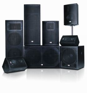 "Professional 15"" Full-Range Speaker Box pictures & photos"