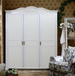 Antique Style Wardrobe Swing Door (YM-Y1-CFO-003) . pictures & photos