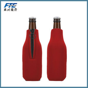 Ome Neoprene Zipper Beer Bottler Cooler pictures & photos