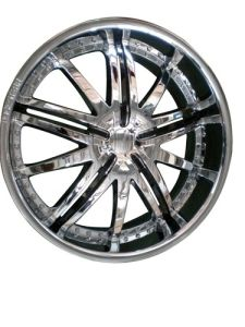 Two Colors Spoke Alloy Wheel (UFO-1139) pictures & photos