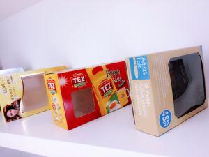 High Speed Pre-Fold Cardboard Box Fold Glue Machine (GK-780BA) pictures & photos