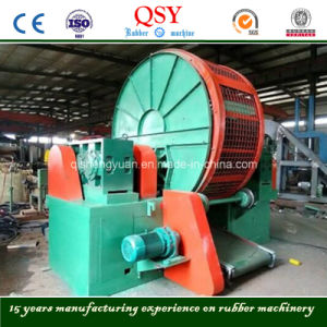 Tire Shredder Machine for Tyre Recycling Machinery pictures & photos