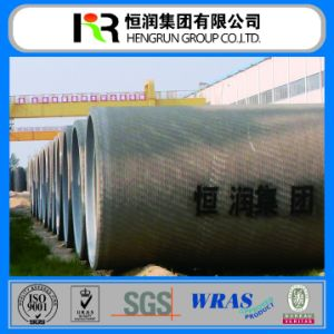 Prestressed Concrete Cylinder Pipe /Pccp Pipe/Concrete Pipe pictures & photos