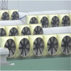 Attic Fans for Industrial / Greenhouse (OFS-146SQ) pictures & photos