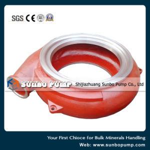 Anti-Abrasive Wear-Resistant High Chrome Alloy Metal Slurry Pump Parts Volute pictures & photos