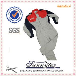 Hot Sale Factory Worker Uniform Coverall pictures & photos