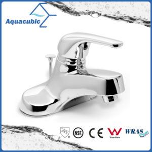 "4"" Single-Level Lavatory Bathroom Basin Faucet (AF0104-6) pictures & photos"
