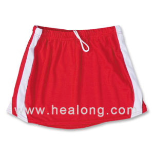 Healong Women Dye Sublimated Dye Sublimation Lacrosse Skirts pictures & photos