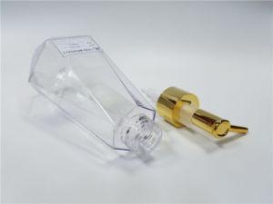 Shaped Plastic PETG Bottle with Lotion Pump Jj-37 pictures & photos