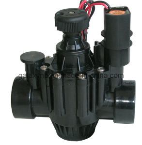 Plastic 1′′ Solenoid Valve for Irrigation pictures & photos