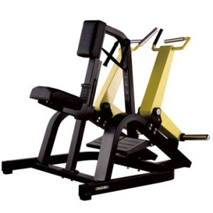 Plate Loaded Gym Equipment Names Incline Rowing Machine (FW06) pictures & photos