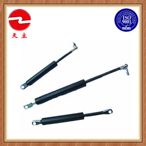 Gas Spring for Wall Bed Hardware with Metal Eye