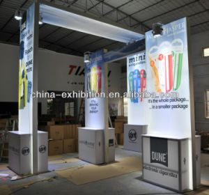 20′ X 20′ New Aluminum Fabric Exhibition Booth pictures & photos