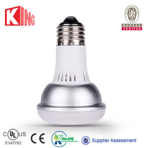 Dimmable 9W High Lumen E27/E26 LED Lamp UL R30 COB
