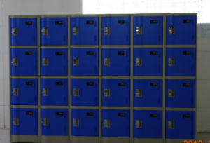 Good Quality ABS Plastic Locker pictures & photos