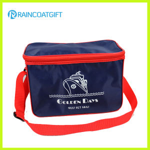 Imprint 70d Polyester PVC 4cans Cooler Bags Rbc-093 pictures & photos