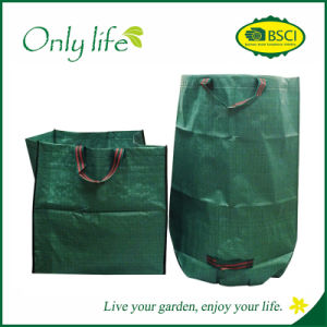 Onlylife Home Garden Bag PP Outdoor Heavy Duty Leaves Bag pictures & photos