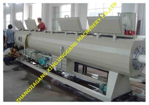 PVC Plastic Pipe Production Line (Double Pipe) pictures & photos