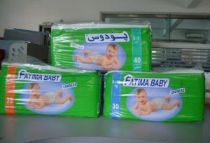 2014 New China Breathable Disposable Baby Diaper pictures & photos