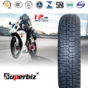 Heavy Duty Motorcycle Tire (4.00-8) . pictures & photos