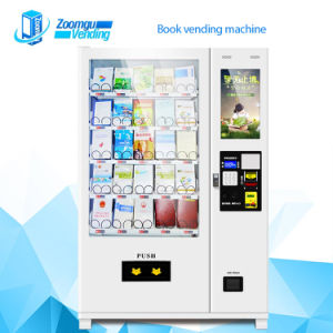 Non-Refrigeration Vending Machine for Book / Slippers pictures & photos