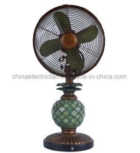 10inch Mini Electric Fan Decorative Table Fan pictures & photos