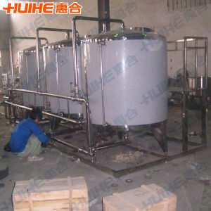 Yogurt Milk Factory Cleaning System Cip for Cleaning pictures & photos