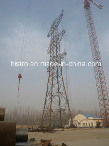 Angular&Tubular Steel Transmission Tower pictures & photos
