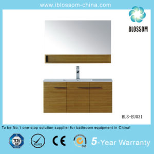 China Supplier MDF Bathroom Cabinet, Bathroom Vanity (BLS-EU031) pictures & photos