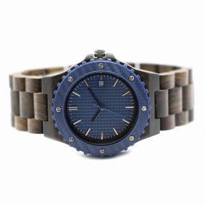 Men′s Watch for Wood Material pictures & photos