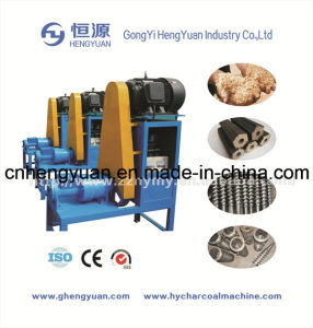 Energy Saving Coconut Charcoal Briquette Machine pictures & photos