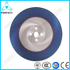 High Speed Steel Circular Saw Blade for Cutting Copper pictures & photos