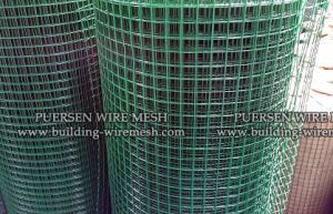 PVC Welded Wire Mesh (factory price with high quality) pictures & photos