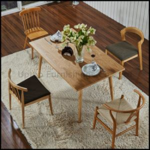Wooden Used Restaurant Table and Chair Furniture (SP-CT372) pictures & photos