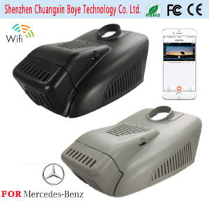 Full HD Night Vision The Original Car Style DVR Camera for Mercedes-Benz C Series pictures & photos