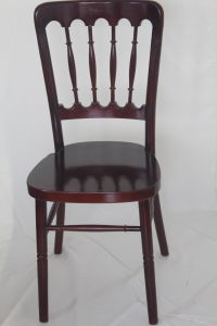 Solid Wood Wedding Chateau Chair pictures & photos