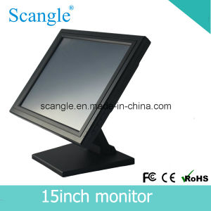 POS System 15inch Touch Screen Monitor pictures & photos