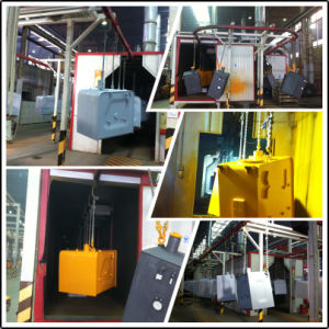 Automatic Painting Line/ Paint Spraying Line pictures & photos