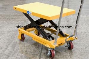 Mini Scissor Lift Table SPA Series (customizable) pictures & photos