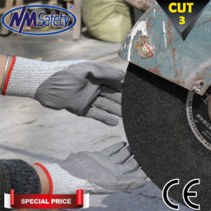 Nmsafety En388 4342 Cut Resistant Hand Protective Glove pictures & photos