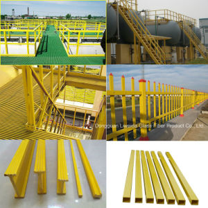 Corrosion Resistant FRP Structural Shapes, Fibreglass/GRP Profiles,