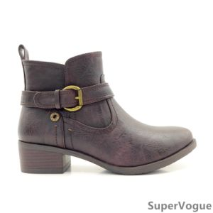 Comfortable Women Boots/Shoes Lady Boots/Shoes Ankle Boots Horse Boots Elastic pictures & photos